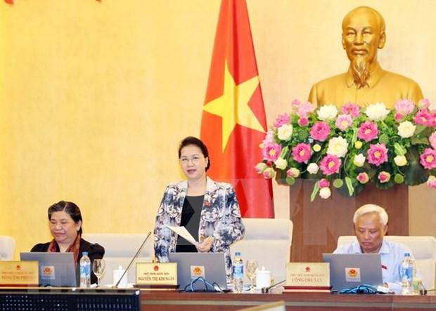 Asamblea Nacional de Vietnam iniciara proxima semana nuevo periodo de sesiones hinh anh 1