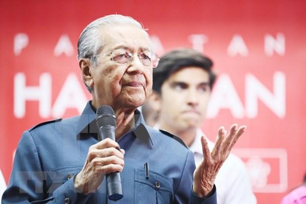 Primer ministro electo de Malasia anuncia nuevo gabinete hinh anh 1