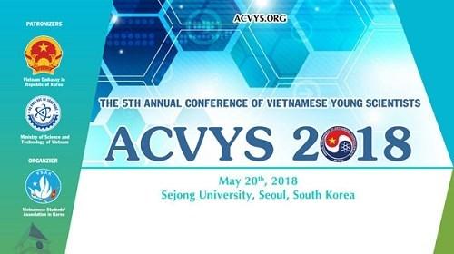 Estudiantes vietnamitas en Sudcorea impulsan investigaciones cientificas hinh anh 1