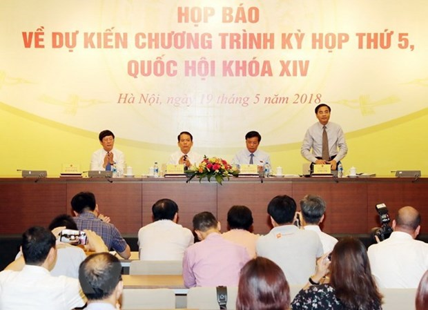 Asamblea Nacional de Vietnam iniciara manana su V periodo de sesiones hinh anh 1