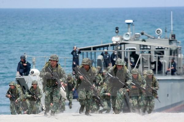 Filipinas y Estados Unidos refuerzan intercambio de informacion antiterrorista hinh anh 1
