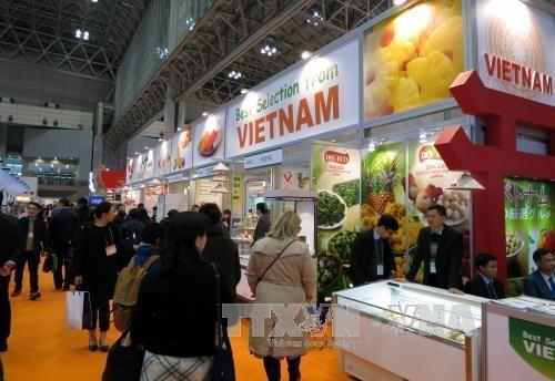 Promueven en Japon marcas comerciales de productos agricolas de Vietnam hinh anh 1