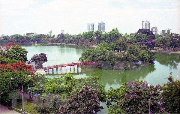 Presentan asistente virtual para turistas en Hanoi hinh anh 1