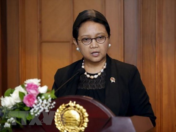 Indonesia insta a intensificar cooperacion antiterrorista con G20 hinh anh 1