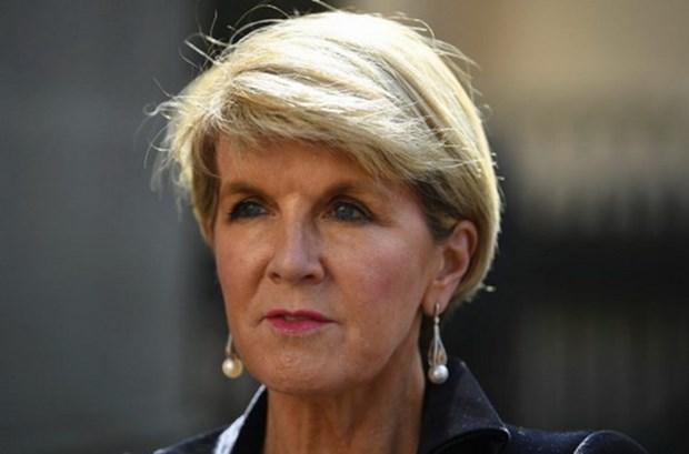 Australia se opone a los ejercicios militares de China en el Mar del Este hinh anh 1