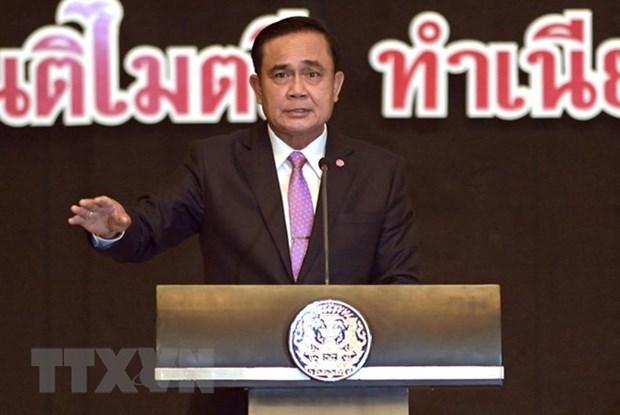 Premier tailandes promete realizar elecciones generales a inicios de 2019 hinh anh 1