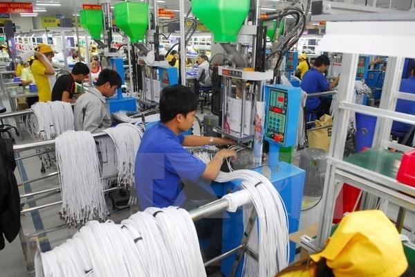Dong Nai atrae cerca de 690 millones de dolares en inversion extranjera este ano hinh anh 1