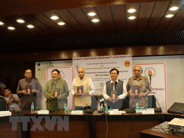 Celebran en India conferencia sobre vida y contribuciones de Ho Chi Minh hinh anh 1