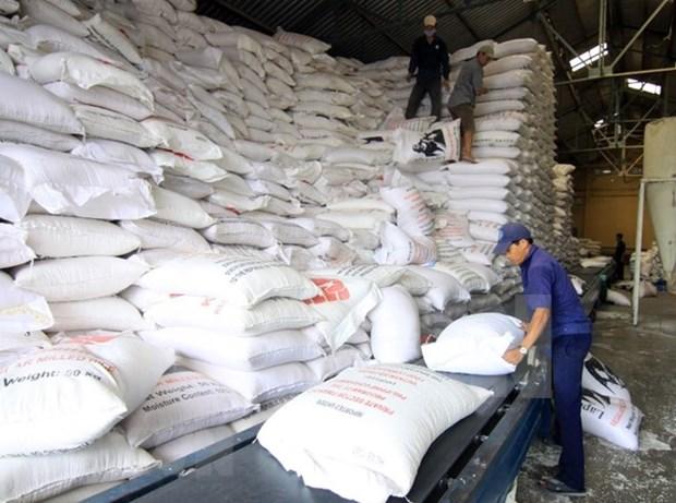 Vietnam cosecha frutos de sus esfuerzos por ampliar el mercado de arroz hinh anh 1