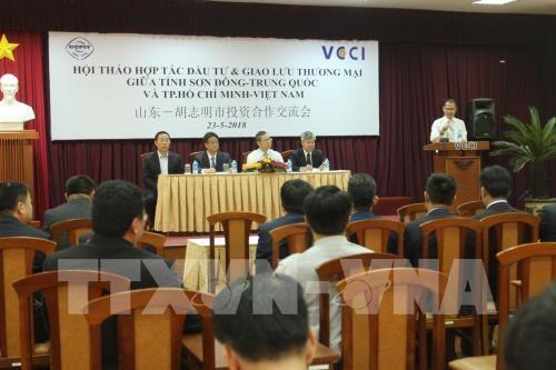 Vietnam y China explotan potencial de cooperacion en comercio e inversion hinh anh 1