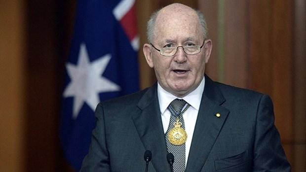 Visita del gobernador general de Australia a Vietnam impulsara asociacion estrategica bilateral hinh anh 1