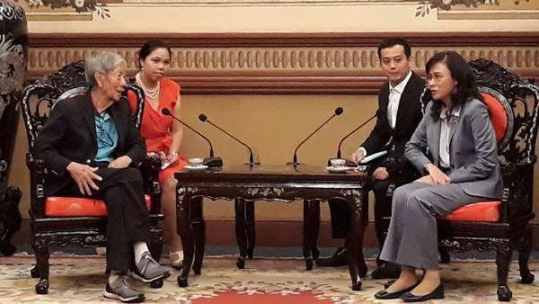 Ciudad Ho Chi Minh aspira a ganar experiencias de Malasia en organizacion de juegos deportivos hinh anh 1