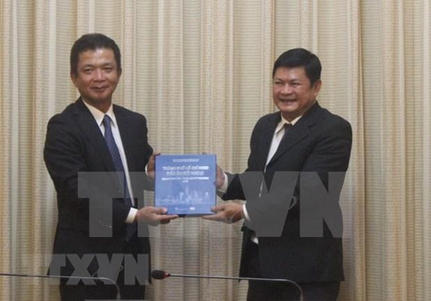 Ciudad Ho Chi Minh aspira incrementar intercambios comerciales con Japon hinh anh 1