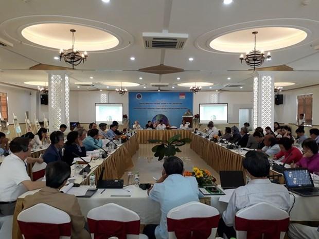 Realizan en Vietnam foro por la paz, la seguridad y el desarrollo sostenible hinh anh 1