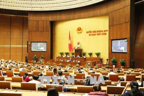 Enmiendas a Ley de Denuncias y de Competencia centran mesa de debate del Parlamento vietnamita hinh anh 1