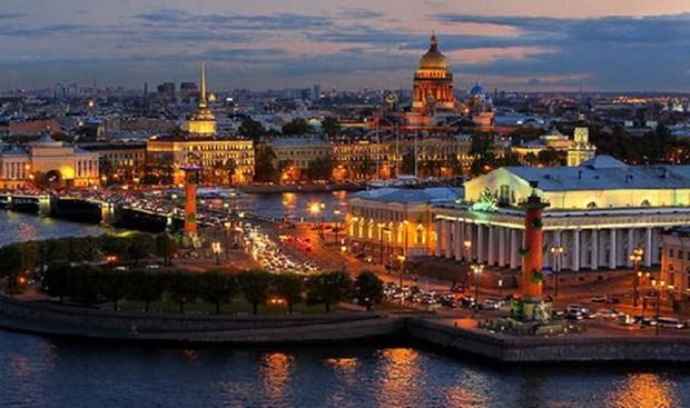 Vietnam participa en Foro Economico Internacional San Petersburgo hinh anh 1