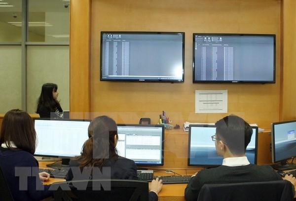 Vietnam ingresa fondo millonario por subasta de bonos gubernamentales hinh anh 1