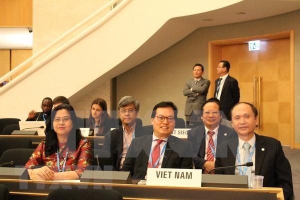 Vietnam adopta medidas concretas hacia la cobertura universal de salud hinh anh 1