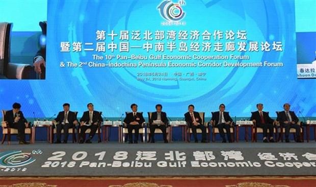 Vietnam asiste a Foro Abierto de Cooperacion Economica del Golfo Bac Bo hinh anh 1