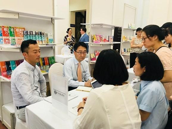 Inauguran Festival del Libro y Derecho de Autor Vietnam-Japon hinh anh 1