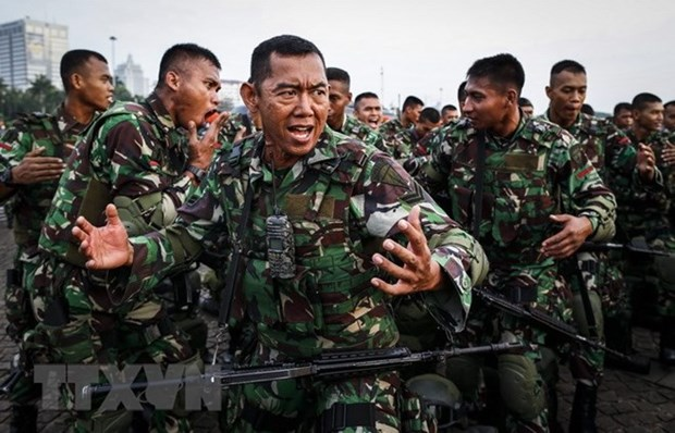 Indonesia aprueba nueva ley antiterrorista hinh anh 1