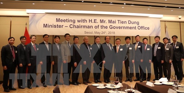 Vietnam favorece condiciones a inversores extranjeros, afirma ministro hinh anh 1