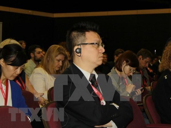 VNA y otras agencias de noticias se reunen para debatir desafios de la prensa hinh anh 1