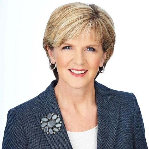 Australia y Vietnam tienen intereses regionales convergentes, dice canciller hinh anh 1