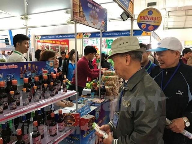 Vietnam busca introducir exportaciones mediante distribuidores extranjeros hinh anh 1