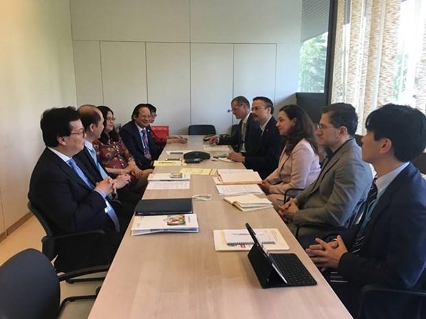 OMS reconoce papel pionero de Vietnam en la erradicacion de la tuberculosis hinh anh 1