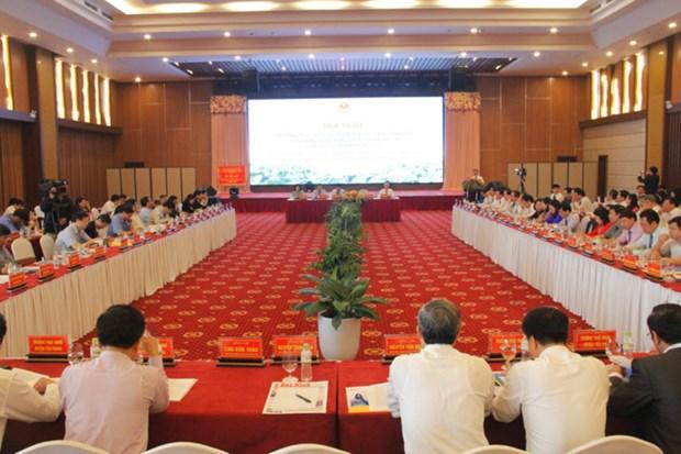 Revisan promulgacion de legislaciones en las localidades del Delta del Rio Mekong hinh anh 1