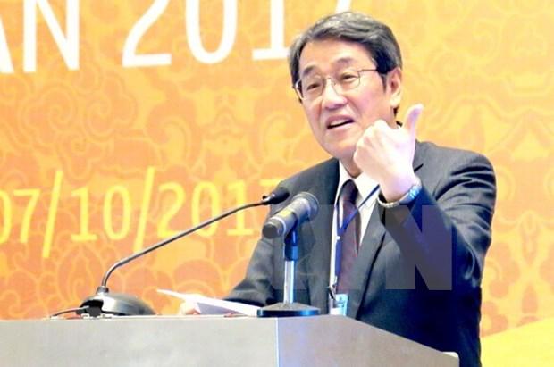 Vietnam constituye socio de confianza de Japon, afirma embajador nipon hinh anh 1