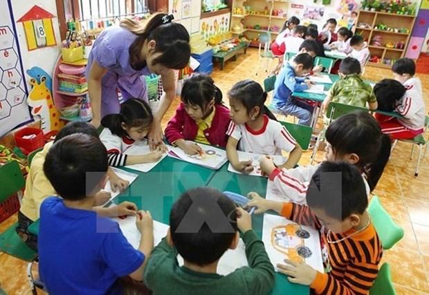 Multiples actividades durante el Mes de Accion por los Ninos de Vietnam hinh anh 1