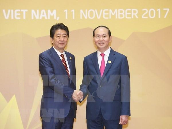 Vietnam y Japon por profundizar asociacion estrategica bilateral, afirma embajador vietnamita hinh anh 1
