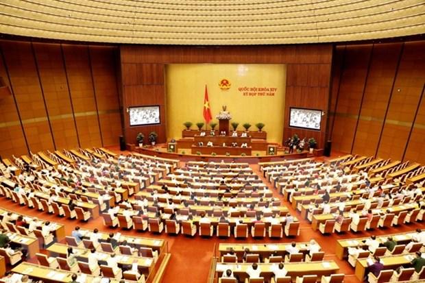 Eficiencia de empresas estatales en Vietnam no corresponde a sus recursos, dice informe del Parlamento hinh anh 1