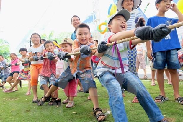 Vietnam acogera Festival Internacional de Infantes 2018 hinh anh 1