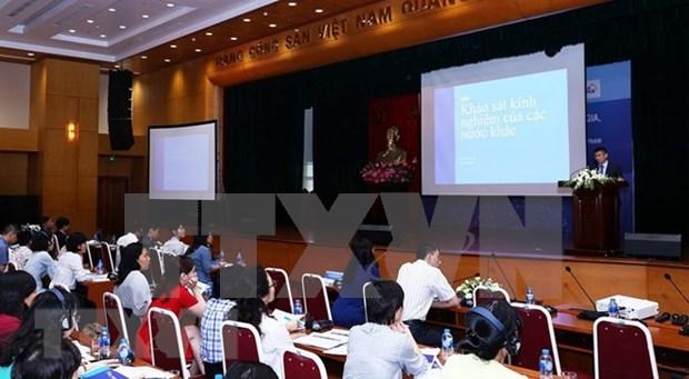 Vietnam gana experiencia para aplicar estandares internacionales de informacion financiera hinh anh 1