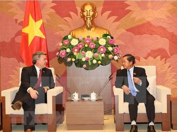 Vietnam y Estados Unidos se esfuerzan para eliminar barreras comerciales hinh anh 1