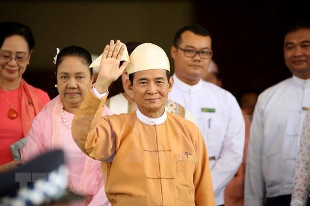 Presidente de Myanmar propone nuevo ministro de Finanzas y Planificacion hinh anh 1