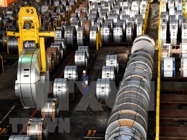 Industria del acero de Vietnam busca mejorar cooperacion con Estados Unidos hinh anh 1