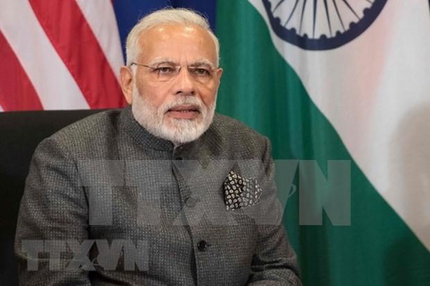 """India resalta papel de ASEAN en su politica """"Accion hacia el Este"""" hinh anh 1"""