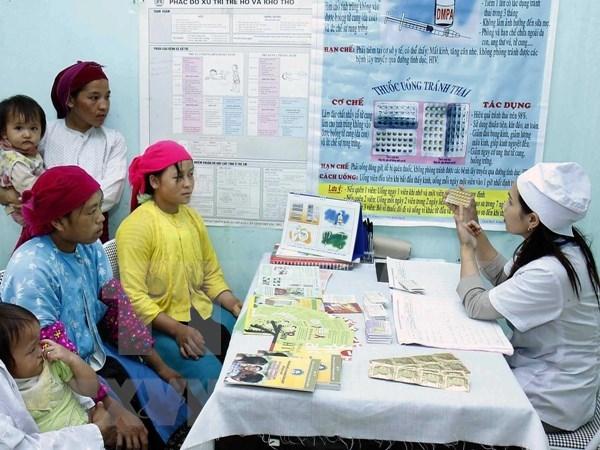 Proyecto mejora el sistema de salud en Tay Nguyen hinh anh 1