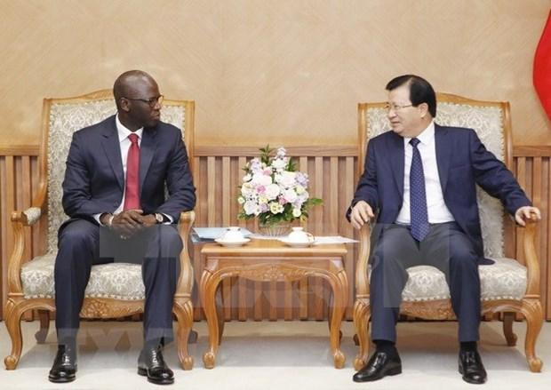 Vietnam fortalece cooperacion con Banco Mundial en sector de transporte hinh anh 1