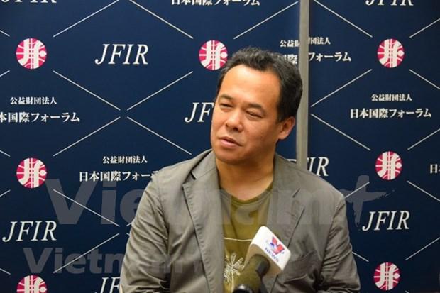 Experto destaca importancia para Japon de relaciones con Vietnam hinh anh 1
