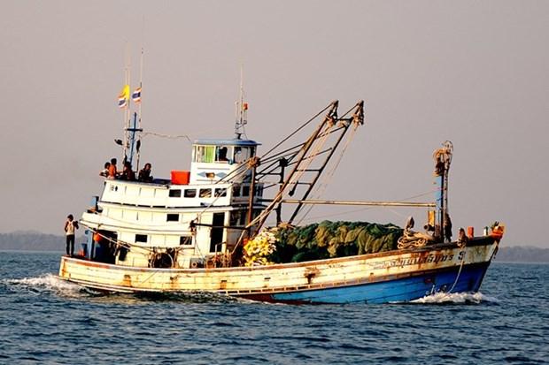 Tailandia reafirma compromiso sobre el control de pesca ilegal hinh anh 1