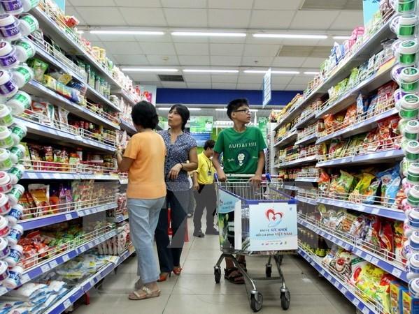 IPC de Ciudad Ho Chi Minh sube 0,43 por ciento este mes hinh anh 1