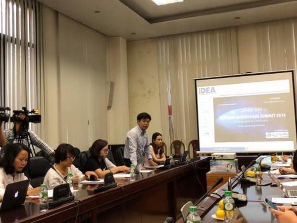 Foro Vietnam Blockchain se efectuara en junio hinh anh 1