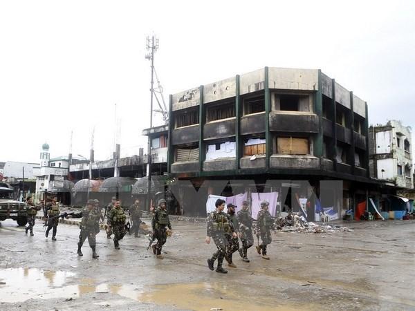 Senado Filipinas aprueba Ley Basica con el fin de terminar actividades separatistas hinh anh 1