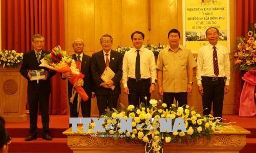 Instituto de Biblia y Teologia en Vietnam autorizado a realizar cursos de postgrado hinh anh 1