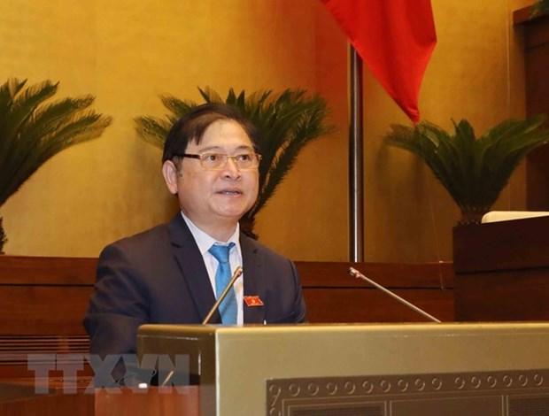 Parlamento vietnamita continua quinto periodo de sesiones con revision de leyes hinh anh 1